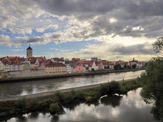 Regensburg - Altstadtsilhouette