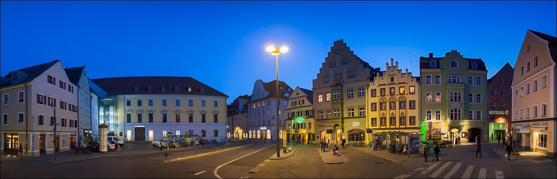 Regensburg - Arnulfsplatz