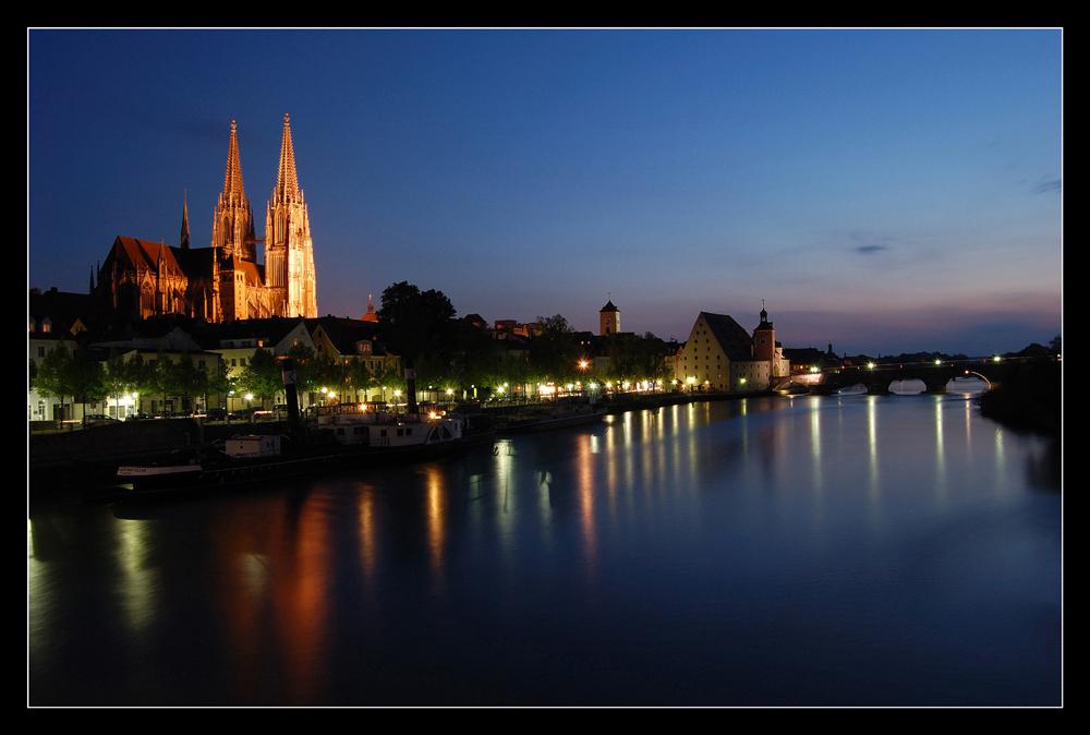 regensburg by night (reloaded)