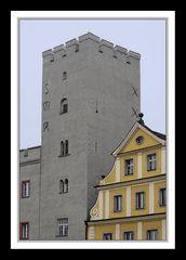 Regensburg, die Stadt der Türme 3