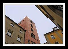 Regensburg, die Stadt der Türme 5