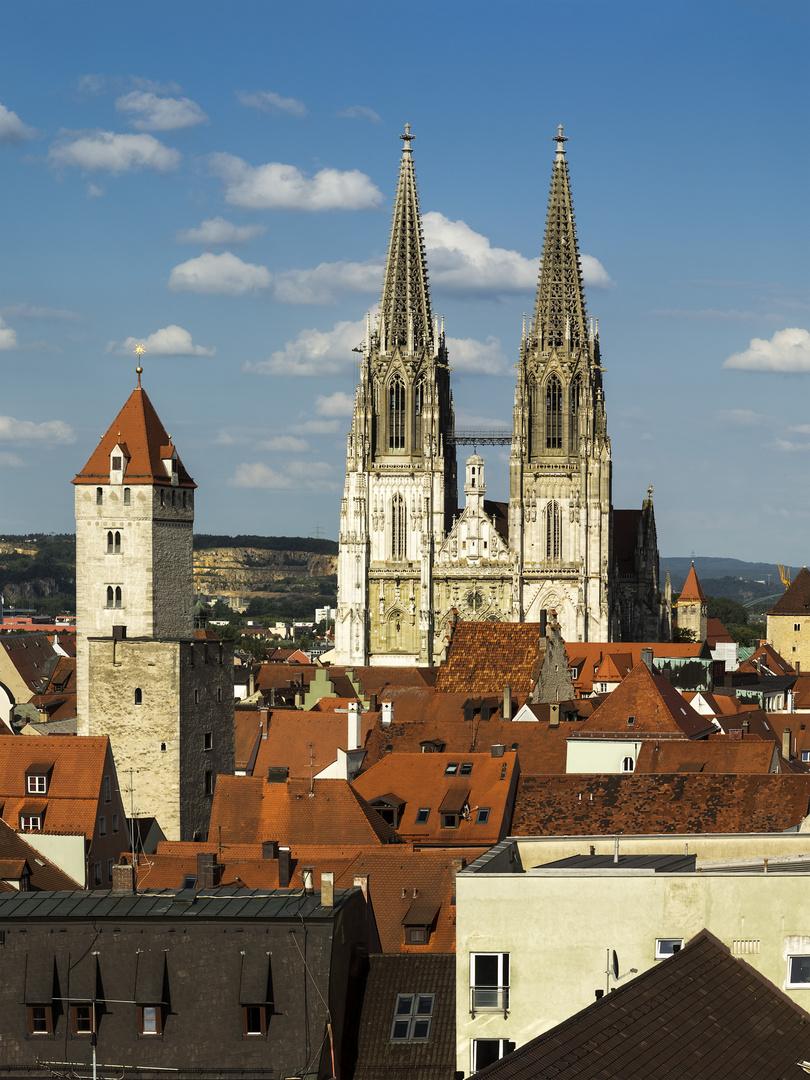 Regensburg - Dom St. Peter