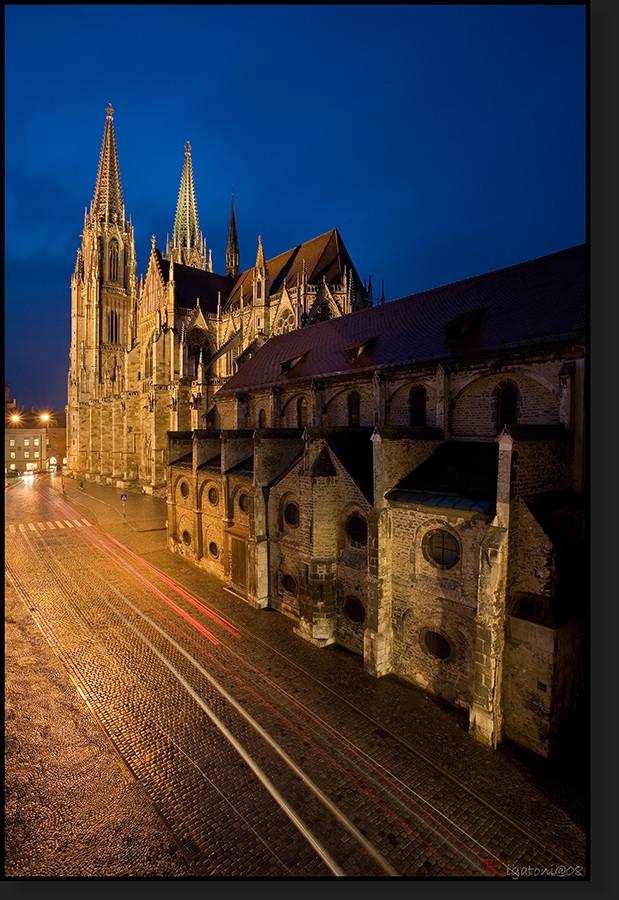 Regensburg - Domplatz