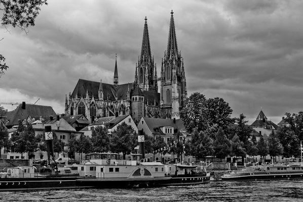 Regensburg - Gnadenlos auf alt getrimmt