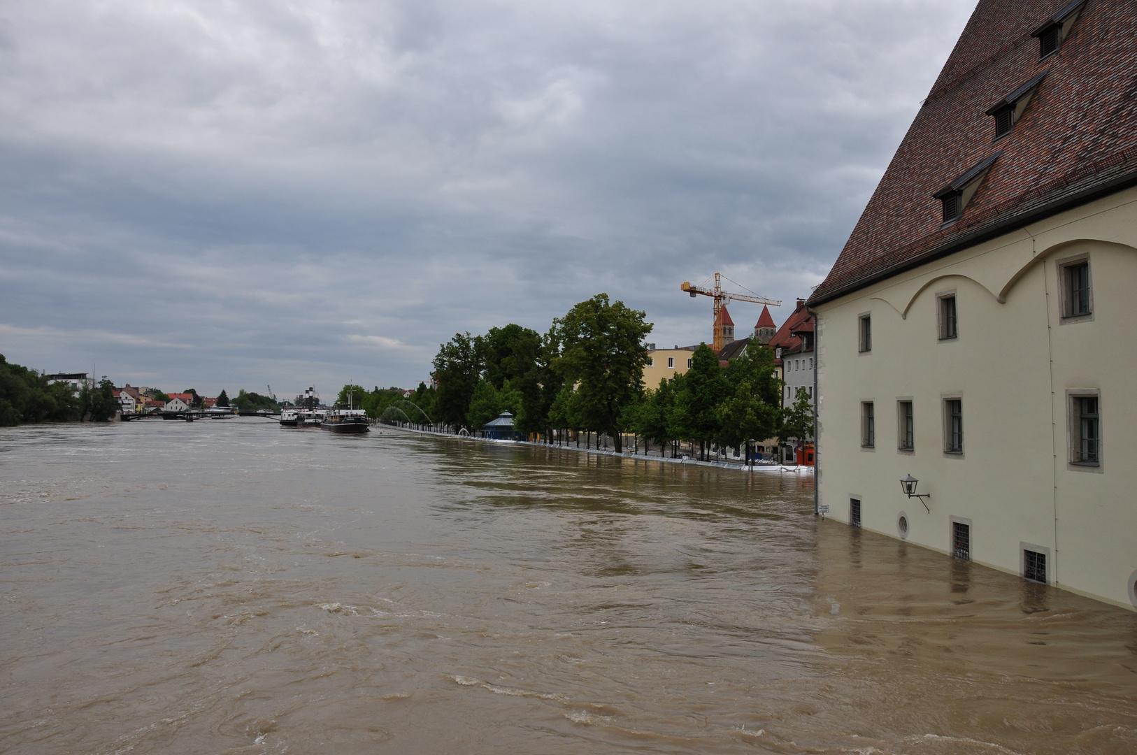 Regensburg Hochwasser 2013_2