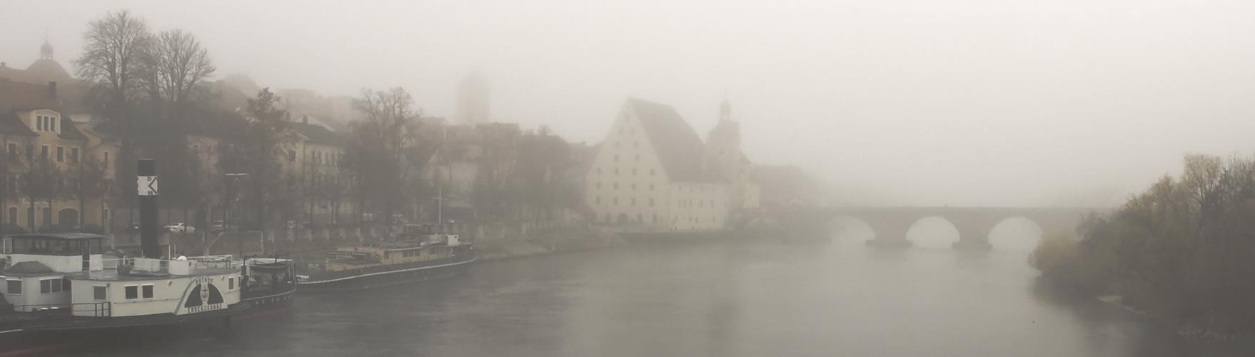 Regensburg im November