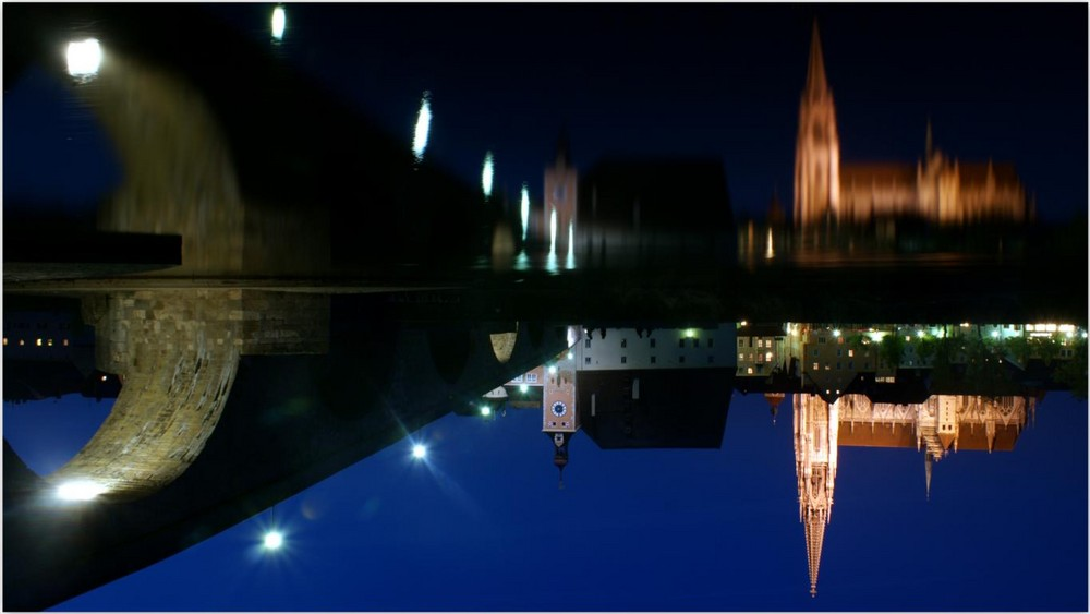 Regensburg mal anders