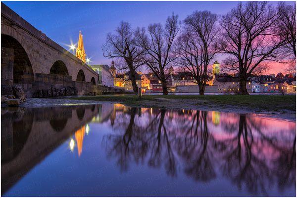 Regensburg | Reflected