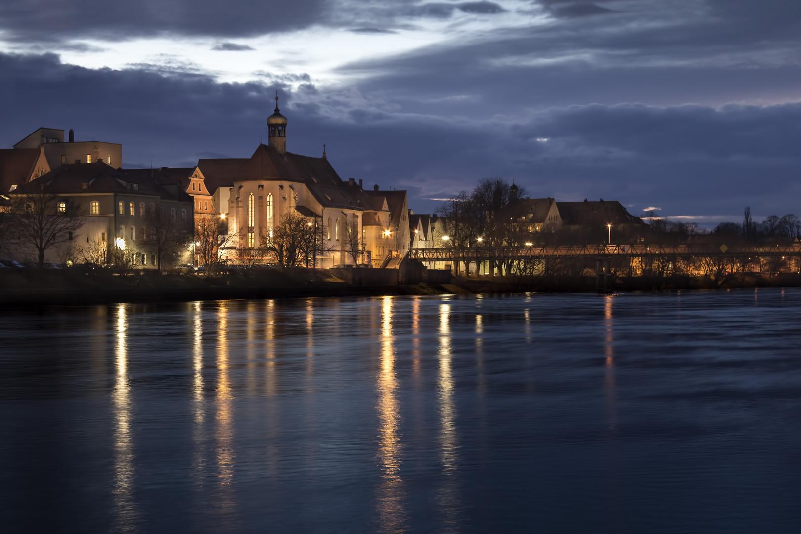Regensburg - St. Oswald