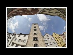 Regensburg, Stadt der Türme 11