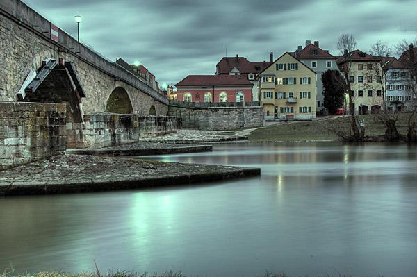 Regensburg - surreal