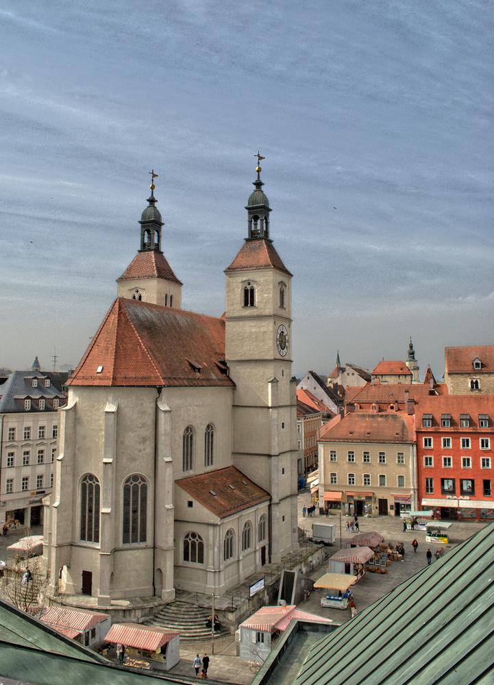 Regensburger Ansicht