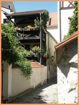 Regensburger Gässchen