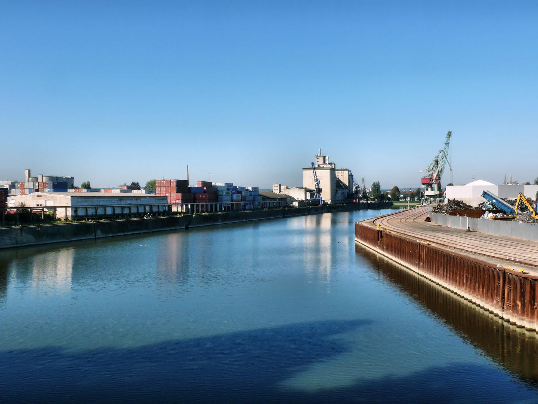 Regensburger Hafen
