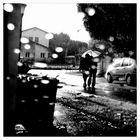 Regenschirm.