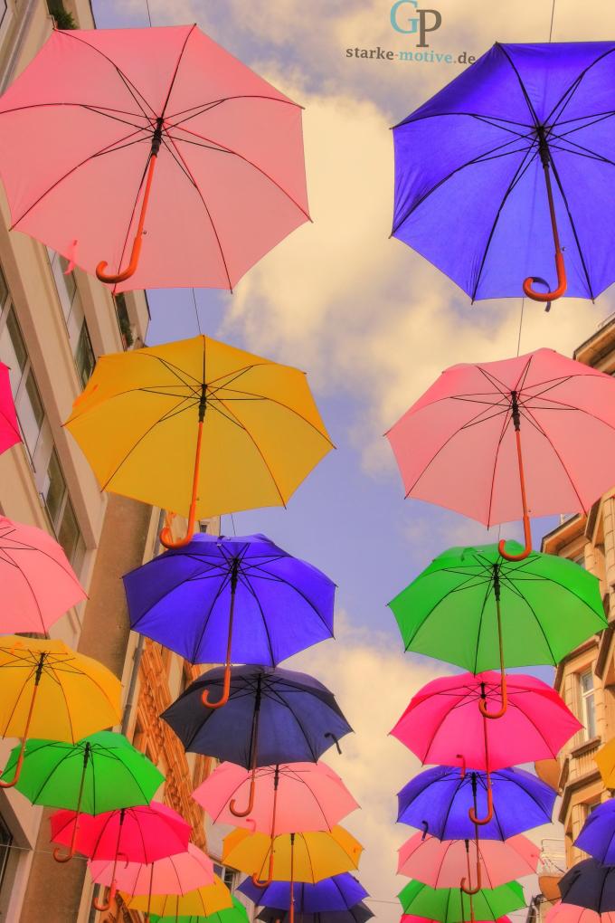 Regenschirme Luxemburg