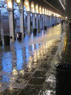Regenspiegelung