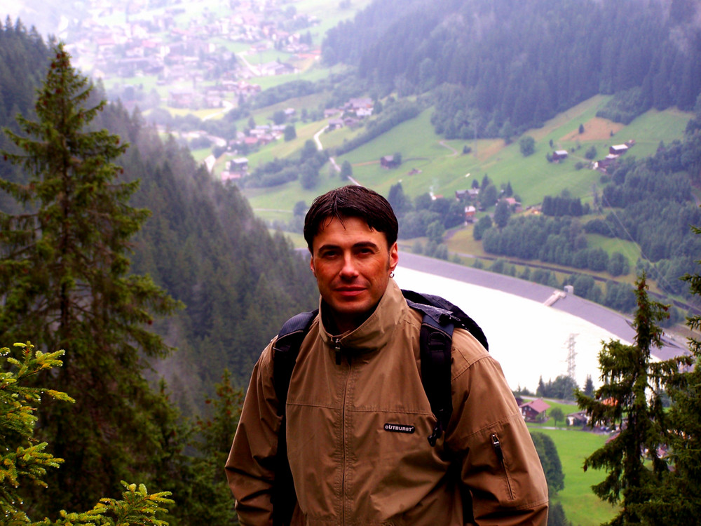Regenwanderung Tirol 2008