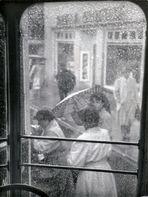 Regenwetter 50er Jahre
