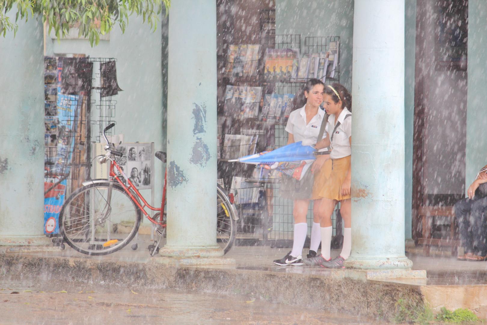 Regenzeit in Kuba 2