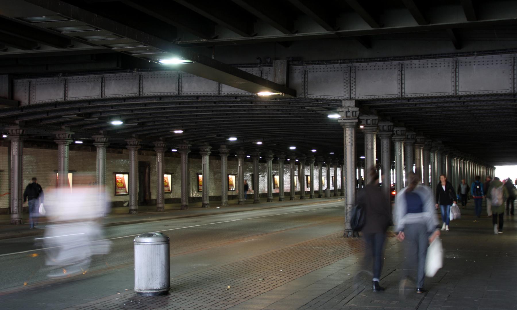 Reger Verkehr in Hannover