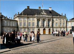 Regia di Amalienborg.