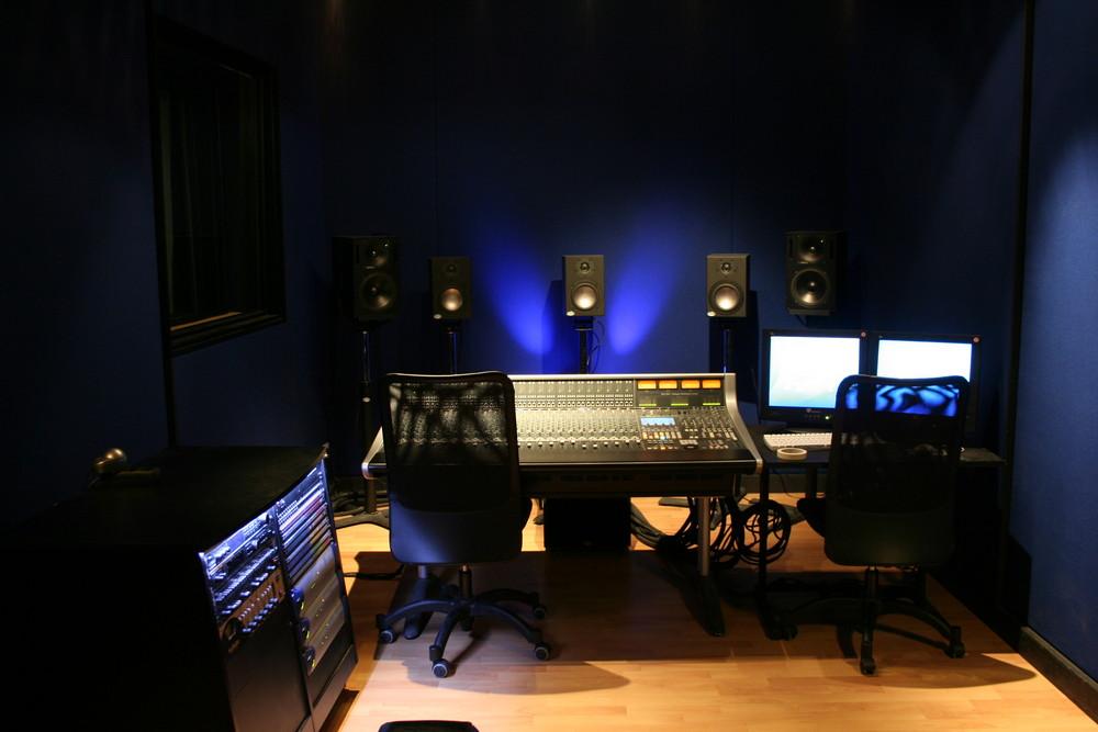 Regie 3 - SSL AWS 900+, Pro Tools
