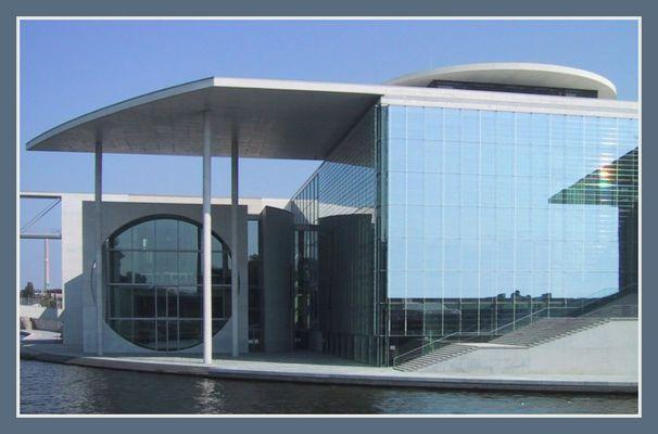 Regierungsgebäude in Berlin
