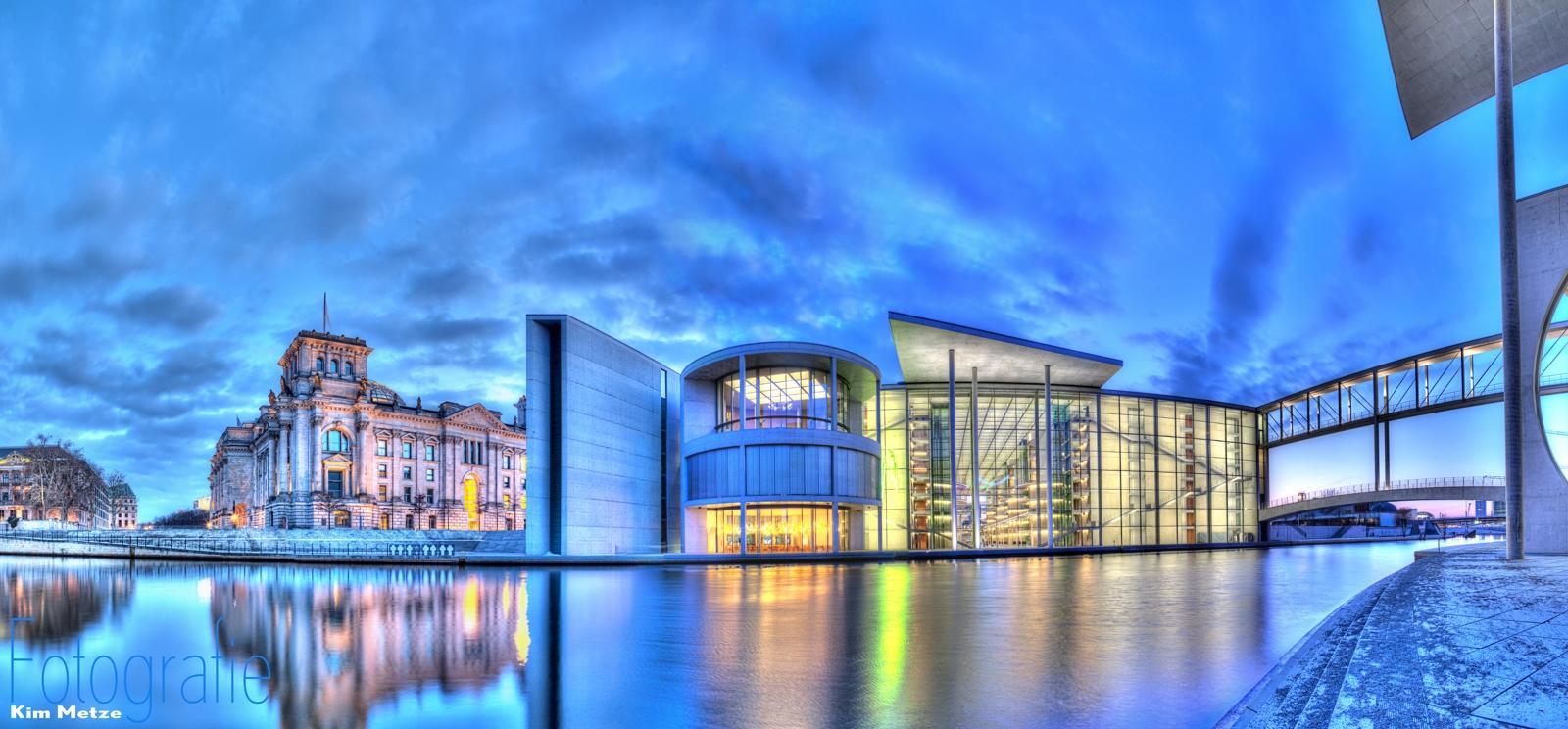 Regierungsvirtel | Reichstag | Paul-Löbe-Haus