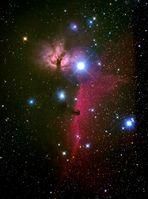 Region um Zeta Orionis