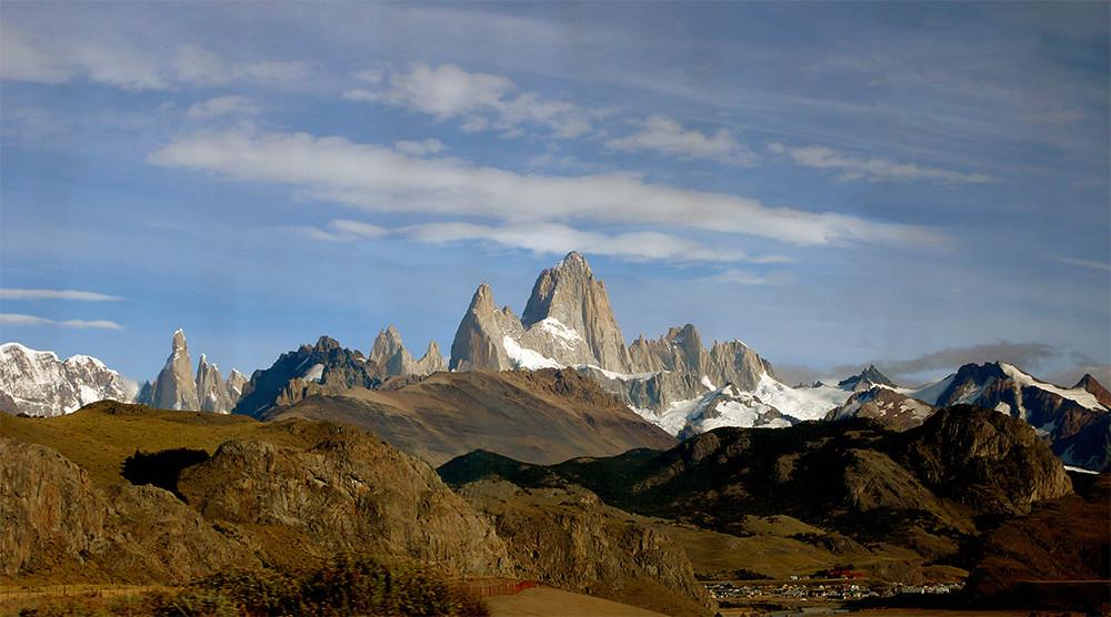 Regione de El chalten Cerro Torre dispute e polemiche