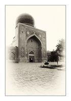 Registan - Gebetshof - Samarkand