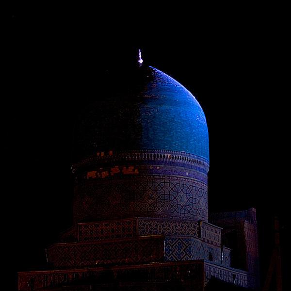 Registan in Samarqand / Uzbekistan