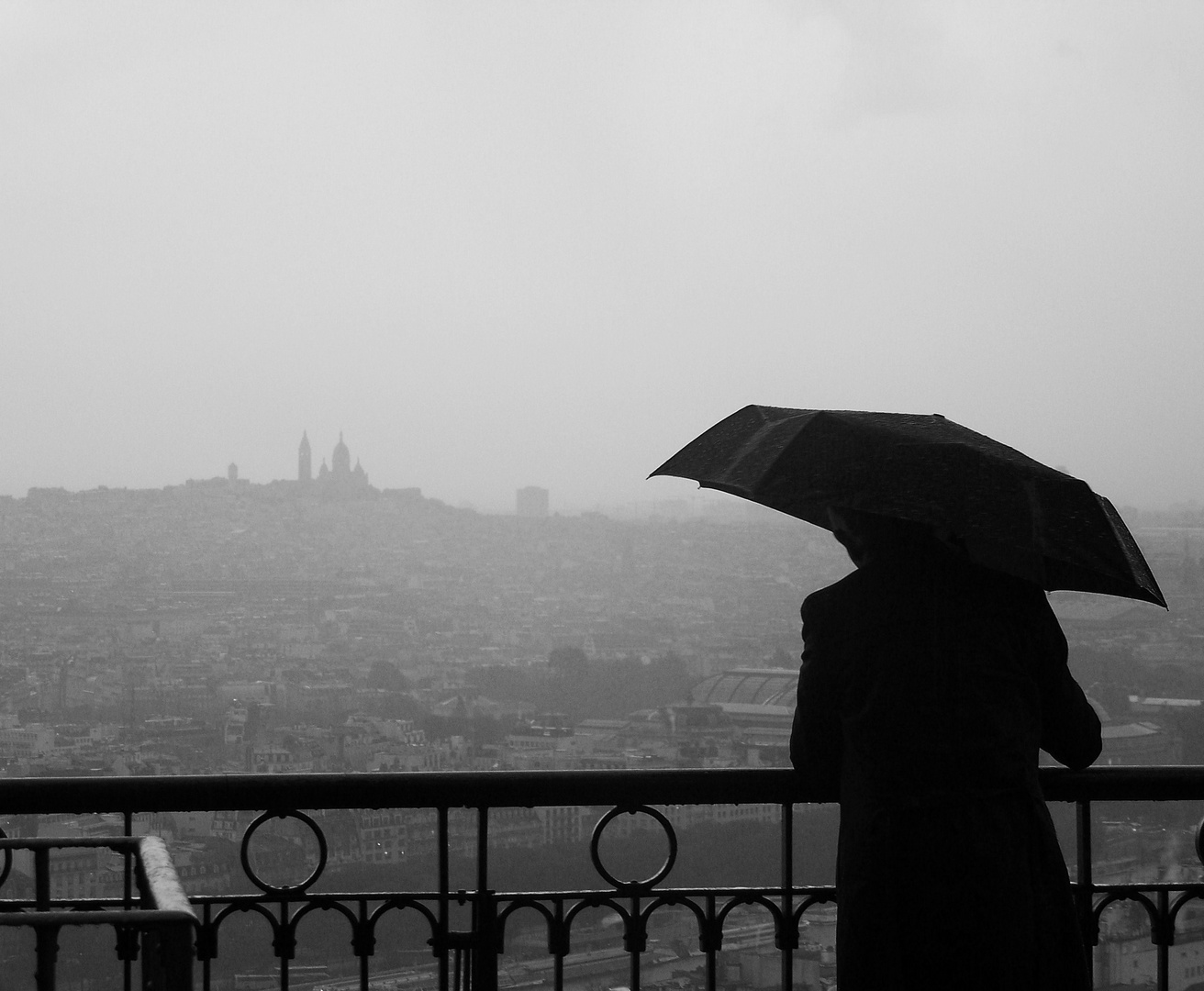 regnerische Aussichten