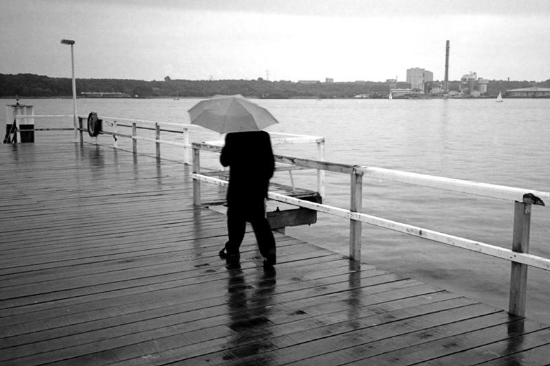 regnerische tage