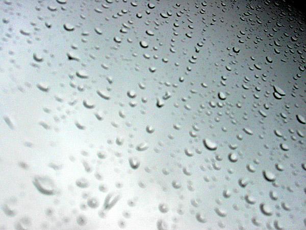Regnet es bei Euch auch den ganzen Tag?