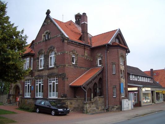 Rehburg , Polizeistation