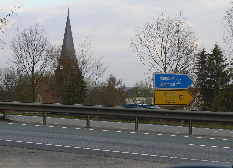 Rehmer Kirche