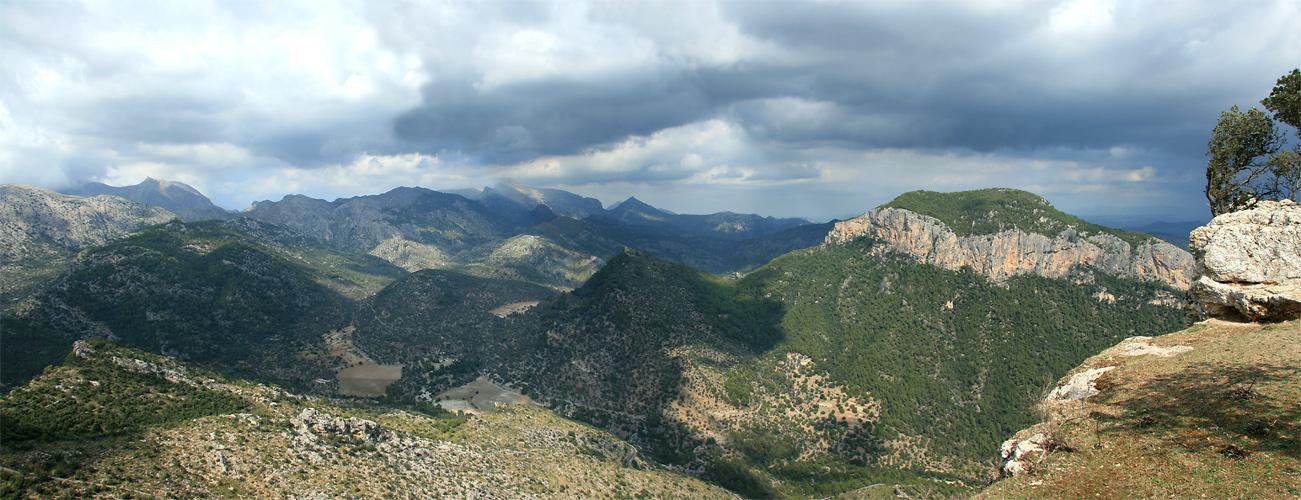 Reich mir die Berge....