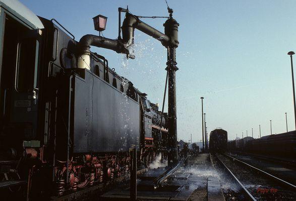 Reichsbahn Reise Mai 1979