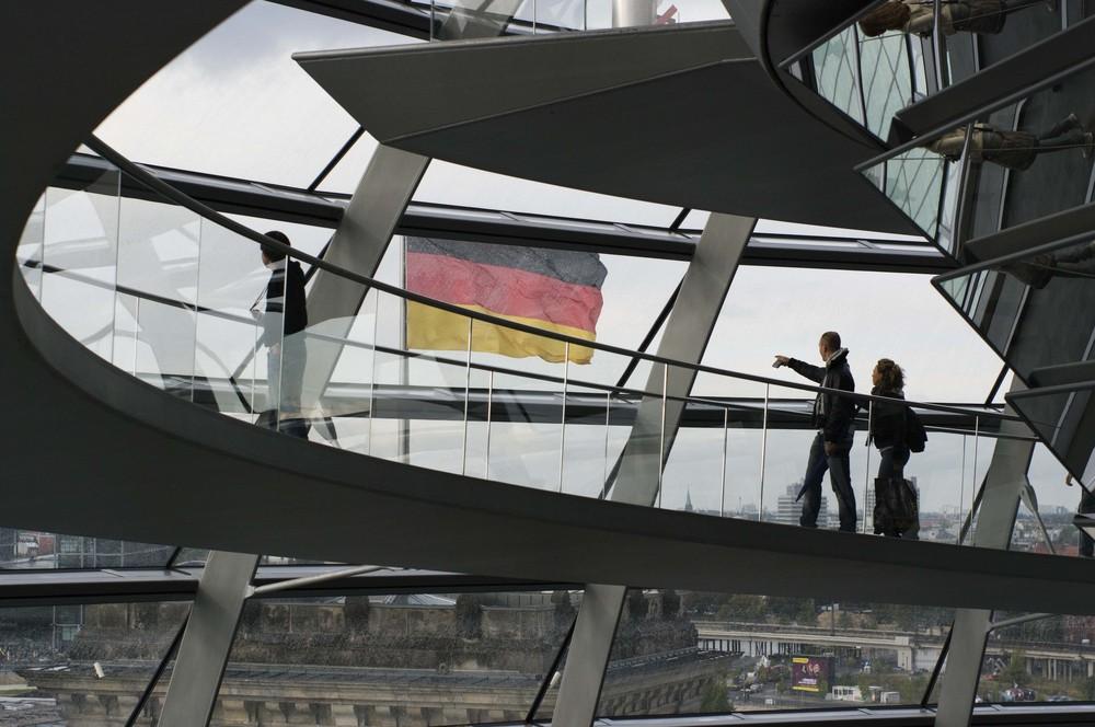 Reichstag, 2009