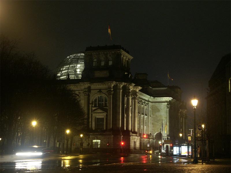 Reichstag einmal anders