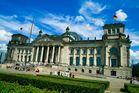 Reichstag in den Semesterferien