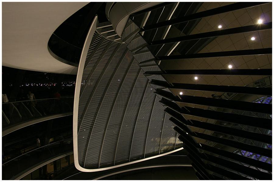 Reichstag Kuppel innen