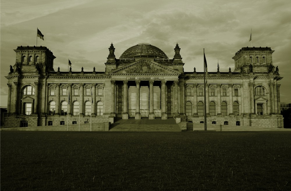 Reichstag mal anders