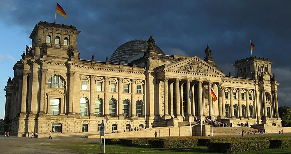 Reichstagsgebäude Foto & Bild   deutschland, europe ...  Reichstagsgebä...