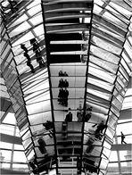 Reichstagskuppel, 2. Version