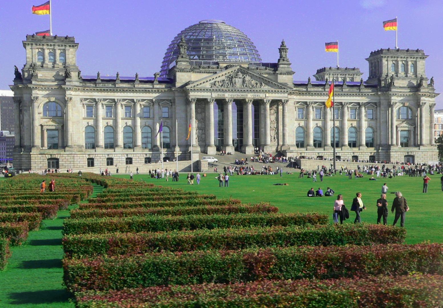 Reichtag Berlin