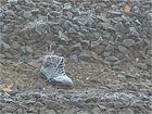 Reif für einen Schuh ...