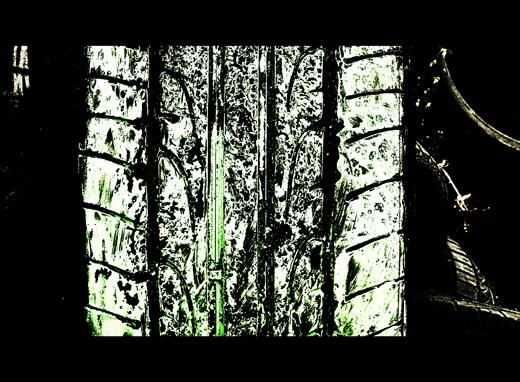 Reifen in Cinemascope